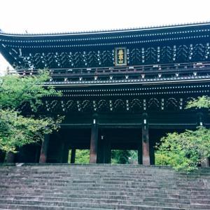 徳川将軍家の威光を感じる特別公開 京都知恩院