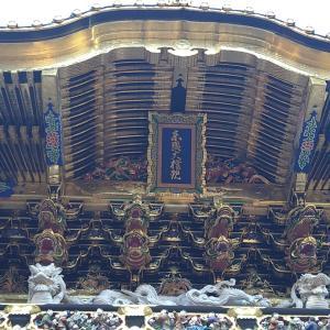 徳川幕府の威光を感じる世界遺産日光東照宮