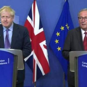 イギリス「新しい離脱案でEUと合意したぞ!最高の案だ!」→海外「どうせ議会で否決されるんだろ」