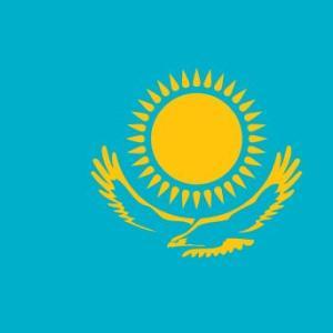 海外「これは芸術的だ」 カザフスタンスタイルの日本国旗が話題に