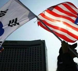 アメリカ「韓国は米軍駐留経費を5倍払え」