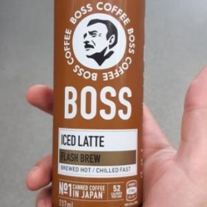 海外「オーストラリアのBoss缶コーヒーのロゴは日本と少し違う」
