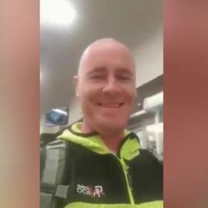 海外「食料品店で他の買い物客に向かってわざと咳をする動画を投稿したニュージーランド人が逮捕される」
