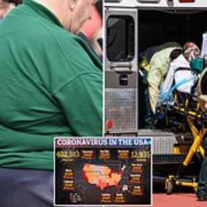 海外「我々の半分か」 アメリカの研究でコロナウイルスが重症化する最大の要因は年齢でその次が肥満だと判明