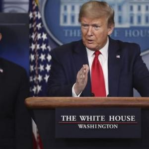 海外「トランプ大統領がアメリカより中国の方がコロナ死亡者数が多いと発言」