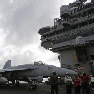 海外「米海軍が中国に対抗するため空母3隻を太平洋に配備」