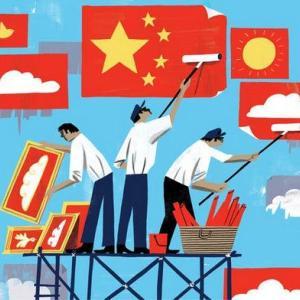 海外「母親が中国のプロパガンダを信じていてやばいんだが」