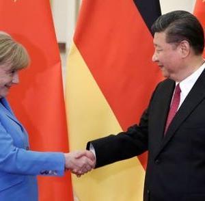 海外「メルケル独首相は中国との関係を切るように与党と野党の両方から圧力を受けている」