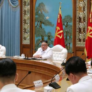 海外「北朝鮮が初めてコロナ感染者の存在を認め、都市封鎖を実施する」