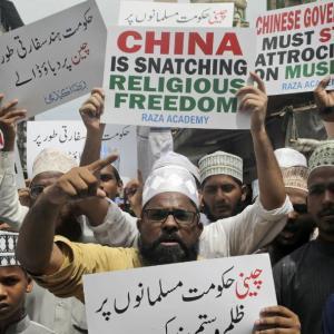 ムスリム「ムスリムよ!中国のジェノサイドとイスラエルの占領に対して立ち上がれ!」