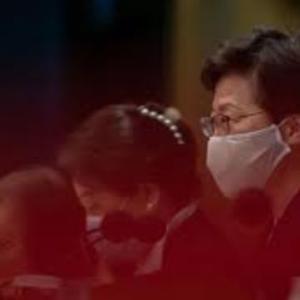 海外「アメリカが香港の行政長官ら11人を制裁する」