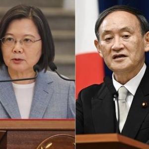 海外「中国が日本に台湾の指導者と直接会談しないように警告」