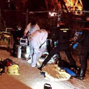 海外「フランスでムスリム女性二人が『薄汚いアラブ人』と叫ぶ白人女性に刺される」