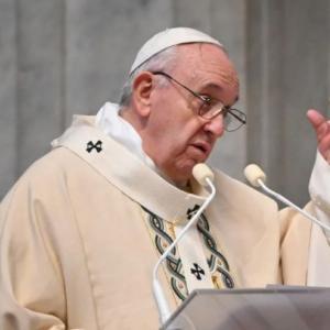 海外「教皇が個人の自由を言い訳にコロナ対策を批判しているやつにお怒りのようだぞ」