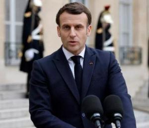 海外「仏大統領が国際社会はロシアに対するレッドラインを明確に引くべきだと発言」