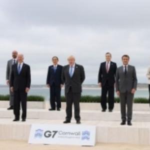 海外「G7が中国を批判。中国は『小グループ』が世界を支配する時代は終わったと牽制」