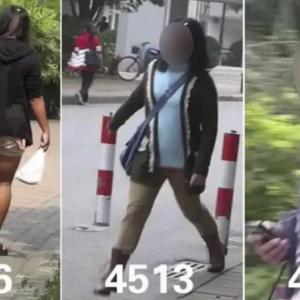海外「品性が低すぎる」 上海美術館が女子大生5000人を盗撮して美醜ランキングをつけた映像を展示する