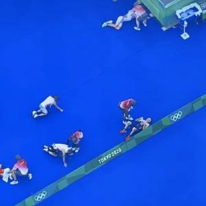 馬鹿外人「日本の五輪組織が天候について嘘をついたせいで選手が代償を払っている!東京の気候は東南アジアより酷い!」