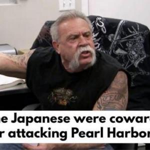 海外「日本軍はパールハーバーを攻撃した卑怯者だ」→「それはアメリカが制裁したからだろ!」