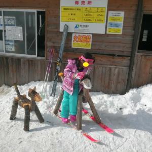 『スノーパーク洞川』に雪遊びに行ってきました その3