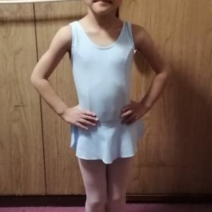 バレエ教室、レッスン開始