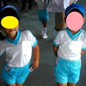 コロナ過での幼稚園最後の運動会