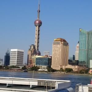 上海旅行記2019冬休み その6 2日目外灘から浦東へ渡る