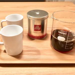 コーヒーのある生活