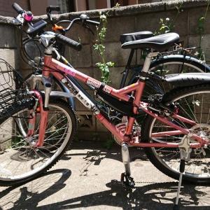 マイ自転車の改造への道程