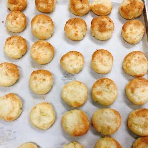 【保育園のかんたんおやつシリーズNo.3】後期から食べられる じゃが芋餅