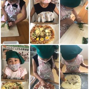 7月の子どもお料理教室始まりました!