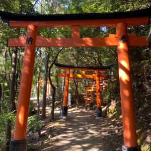 東山トレイルを歩く