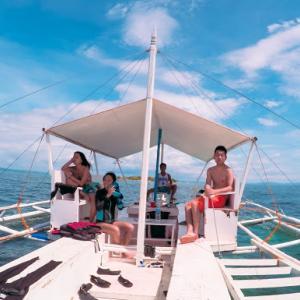 PHILIPPINES: When In Mactan: Olango Reef, Caohagan Island, Sulpa Islet