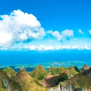 PHILIPPINES: Osmeña Peak Traverse to Kawasan Falls