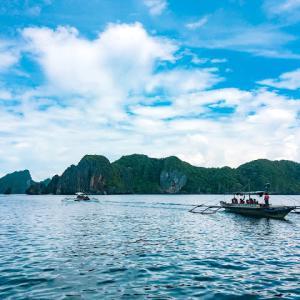 PHILIPPINES: EL NIDO, PALAWAN: TOUR A