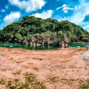 PHILIPPINES: SIARGAO: Magpupungko Tidal Pool and Sugba Lagoon