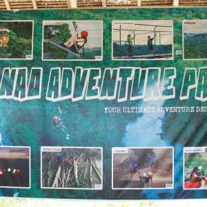 PHILIPPINES: The World's Highest Canyon Swing