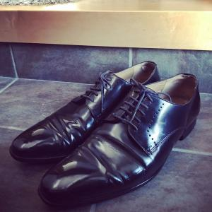 お洒落な靴磨き屋さん92へ