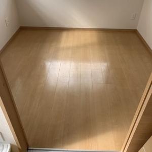 フロ-リングの部屋がオシャレな畳空間に♪