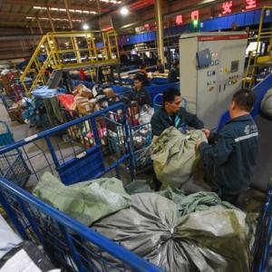ダブル11の配送ピークに突入した中国の宅配業界