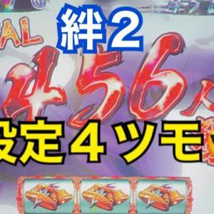 【バジリスク絆2】大好きな絆2の設定4ツモってきました!【たらこ稼働日記】