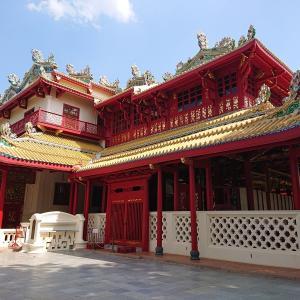 【バンコク】2019旅行記⑫:バンパイン宮殿観光(H.I.S.オプショナルツアー)