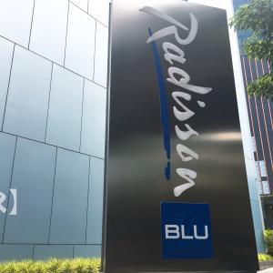 【Radisson Blu体験記1】Radisson Blu Plaza Bangkokホテルレビュー!「PR」