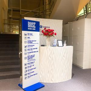 ホーチミン空港【ROSE BUSINESS LOUNGE】で搭乗前に最高のひと時を!