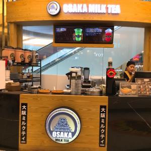 バンコクの【大阪ミルクティ】は、タピオカティが美味しいおすすめ店