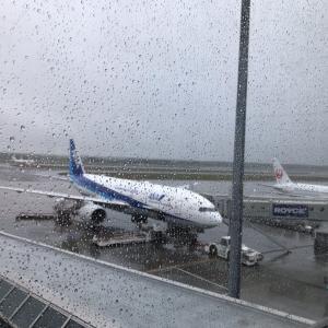 2ヶ月ぶりに札幌出張中です