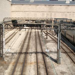 2006年2月アメリカ横断アムトラックの旅 その4 シカゴ美術館を見学後、アムトラックでカンザスシティへ。(After watching The Art Institute of Chicago, got to Kansas City by Amtrak)