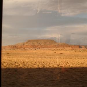 2006年2月アメリカ横断アムトラックの旅 その6 フラッグスタッフで北アリゾナ大学などを散策。ロサンゼルスに到着し全米日系人博物館、天使のマリア大聖堂を見学。翌日現地ツアーでサンディエゴへ。(Flagstaff, Northern Arizona University, Los Angels, Japanese American National Museum, Cathedral of Our Lady of the Angeles, and San Diego)
