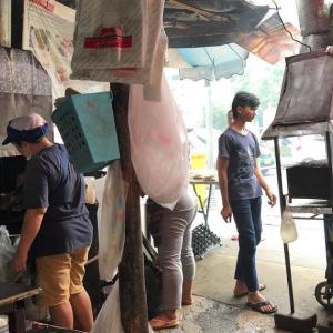 2019年9月タイ旅行 その11 チャトゥチャック市場へ。そして帰国。(Chatuchak Weekend Market.)