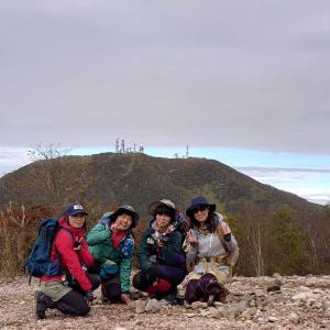 【群馬、赤城】長七郎山から美しい森をたどり小沼へ《中編その1》2019年10月15日(祝)
